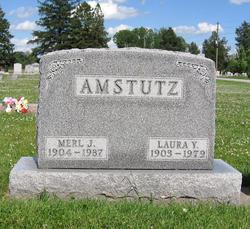 Laura Y. Bobbie <i>Heffelfinger</i> Amstutz