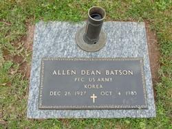 Allen Dean Batson