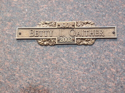 Betty L Gaither