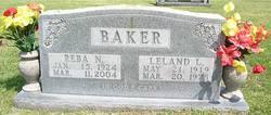 Reba Nell <i>Barnett</i> Baker