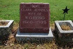 Clara <i>Jennings</i> Reno