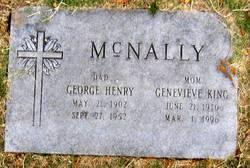 Genevieve <i>King</i> McNally