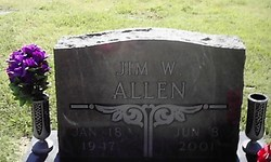 Jimmie Wayne Allen