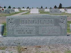 Flossie <i>Caywood</i> Bingham
