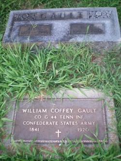 Pvt William C Gault