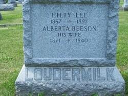 Hilry Lee Loudermilk