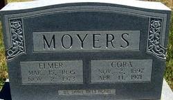 Cora <i>Leach</i> Moyers