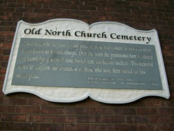 Old North Reformed Church Cemetery