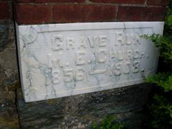 Grave Run Methodist Episcopal Church Cemetery