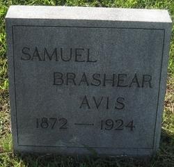 Samuel Brashear Avis