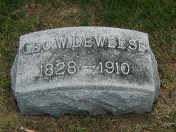George Washington DeWeese
