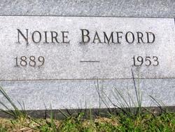 Noire Bamford