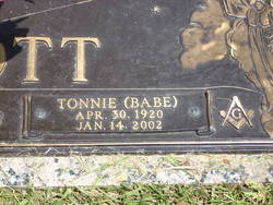 Tonie Babe Abbott