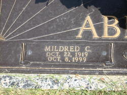 Mildred C. <i>McQueary</i> Abbott