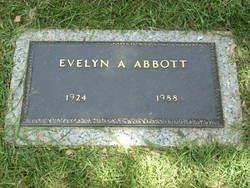 Evelyn Alberta Abbott