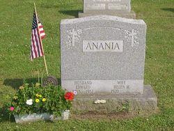 Edward Anania
