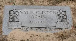 Wylie Clinton Adair