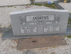Paul Brantley Andrews