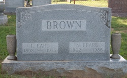 Luther Earl Brown