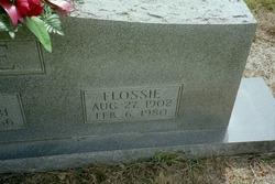 Flossie <i>Barnwell</i> Agee