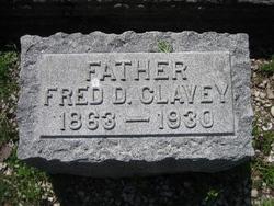 Fred David Clavey