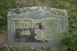 Emma Venaree <i>Tyer</i> Estell