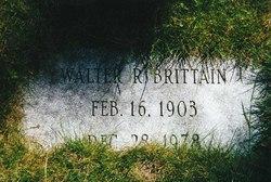 Walter Robin Brittain