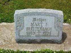 Mary F. Breitenbach