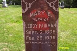 Mary Eleanor <i>Sheehan</i> Fairman