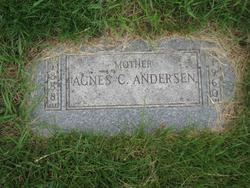Agnes Caroline <i>Olsen</i> Andersen
