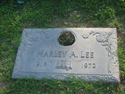 Harley A. Lee