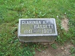 Clarinda A. <i>Norvell</i> Bassett