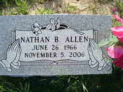 Nathan B Allen