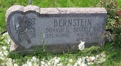 Beverly Kay <i>Daley</i> Bernstein