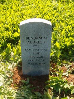 Benjamin Aldrich