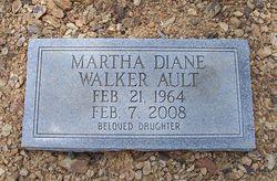 Martha Diane <i>Walker</i> Ault