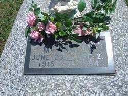 Josie Leora <i>Jones</i> McAnally