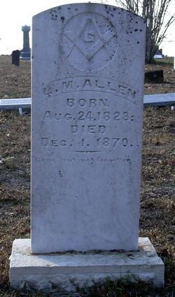 Lewis Madison Allen