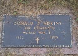 Donald J Adkins