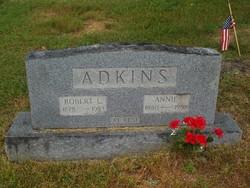 Annie <i>Harris</i> Adkins