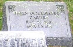 Helen Eichelberger Zimmer