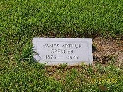 James Arthur Spencer