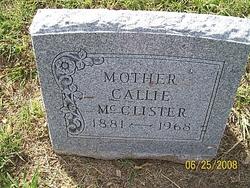 Callie McClister