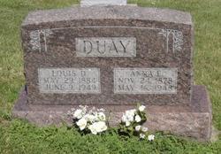 Anna Elizabeth <i>Abry</i> Duay