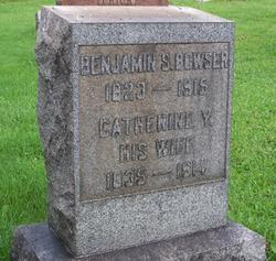 Benjamin Stevens Bowser