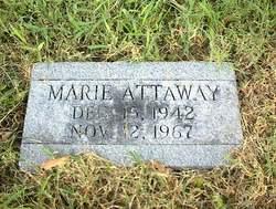 Marie Attaway