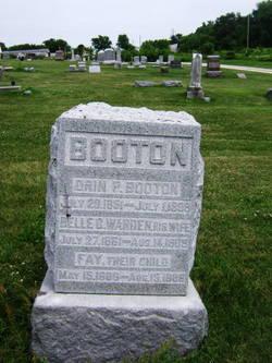 Orin P. Booton
