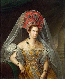 Alexandra Feodorovna Romanova