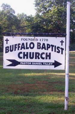 Buffalo Baptist Church Cemetery