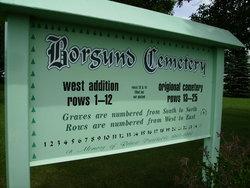 Borgund Cemetery